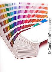 farbe, skala, ii