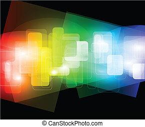 farben, abstrakt, hintergrund