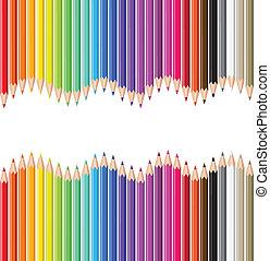 farbig, pencils13