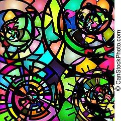 farbować wizerunek, ozdoba