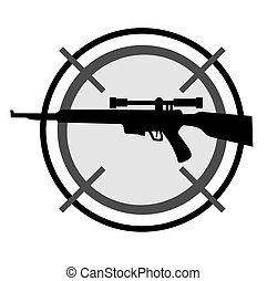 farefulde, bevæbnet
