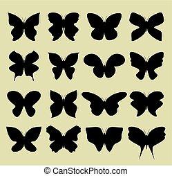 farfalla, collezione