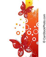 farfalla, colorito