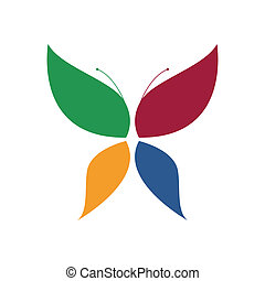farfalla, logotipo