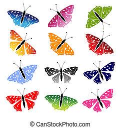 farfalla, progetto serie, tuo