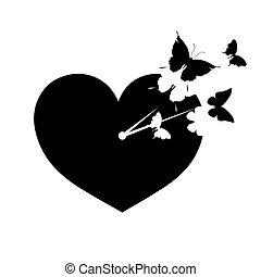 farfalle, disegno