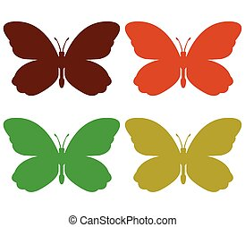 farfalle, set