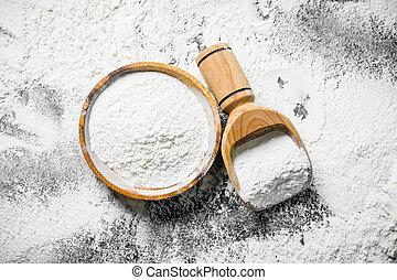 farine, plaque., exclusivité