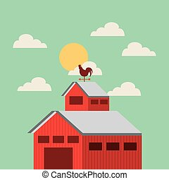 farm and agriculture design