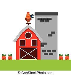 farm animal design