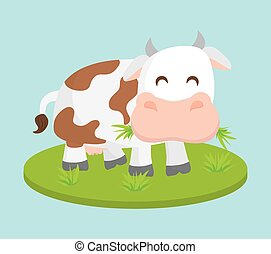 Farm animals design.