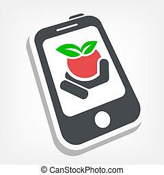 Farm contact icon
