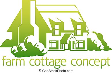 Farm cottage design