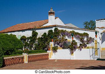 farm house in Portugal