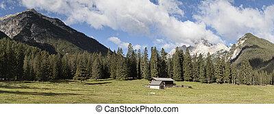 Farm in Dolomites