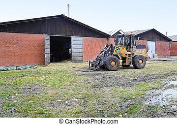 Farm loader