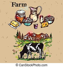 Farm Products Composition