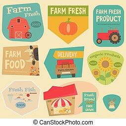 Farm Stickers