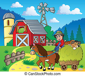 Farm theme image 6