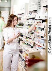 farmaceuta, podsadzka nakaz