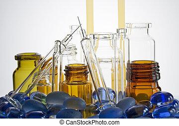 farmaceutisch, vials