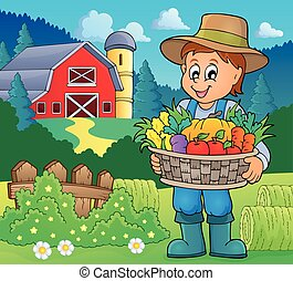 Farmer topic image