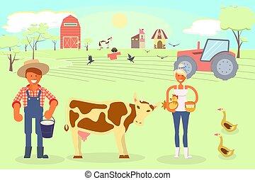 Farmers Family Gardeners