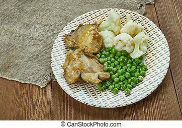 Farmhouse Chicken Casserole