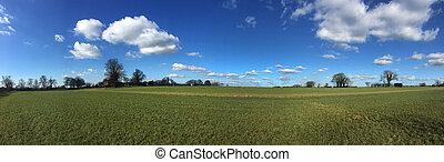 Farmland - Yorkshire - United Kingdom