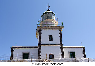 faros, lighthouse.