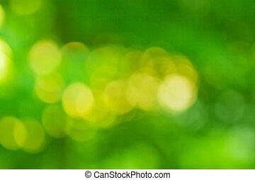 farver, grøn baggrund, farverig