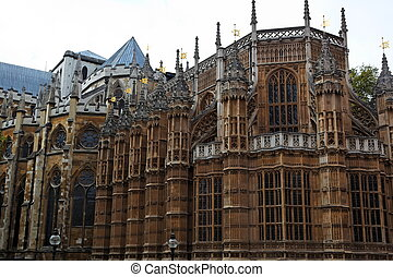 Westminster Abbey. London. UK.