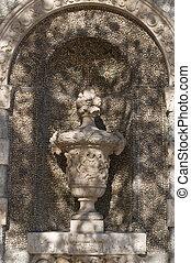 fasade, ornamental