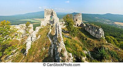 Fascinating ruins