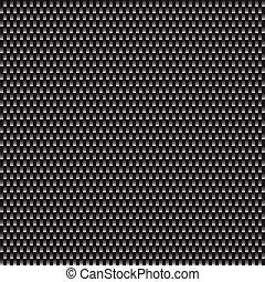 faser, texture., kohlenstoff