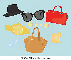 Fashion Accessories color