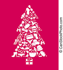 Fashion Christmas Tree
