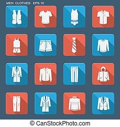 Fashion clothes for men.