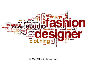 Fashion Designer Means Job Jobs And Designed Fashion Designer Showing Occupation Occupations And Vogue