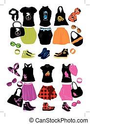 Fashion elements