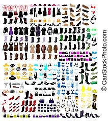 Fashion elements for women