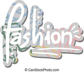 Fashion emblem