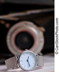 Fashion Female wrist watch - Photo of a Fashion Female wrist...