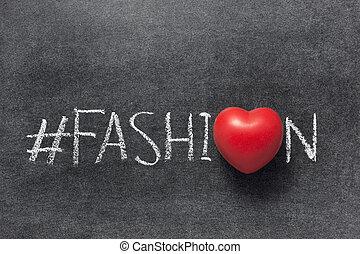 fashion hashtag