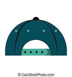 Fashion hat cap accesory vector illustration graphic design