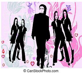 Fashion illustrati