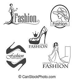 Fashion Logo Symbol For Your Design