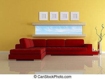 fashion modern living room