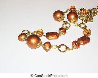 Fashion Necklace - Fashion jewellery necklace