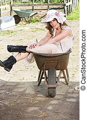 Fashion on the Farm